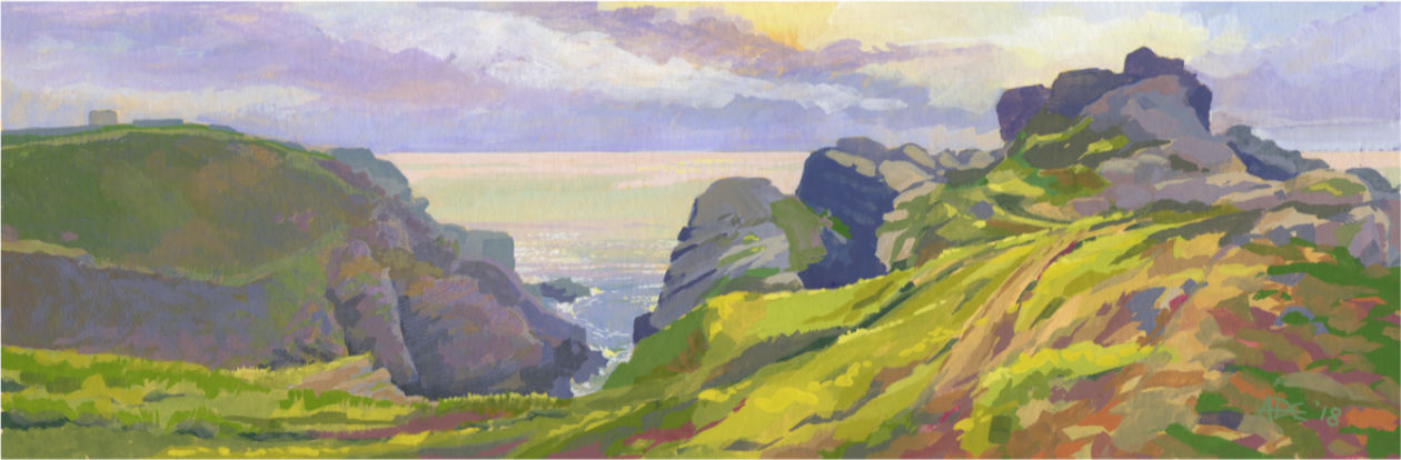 Ade Turner: Artist
